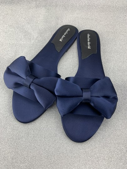 Charles by Charles David Slipper Bow Sandals Image 5