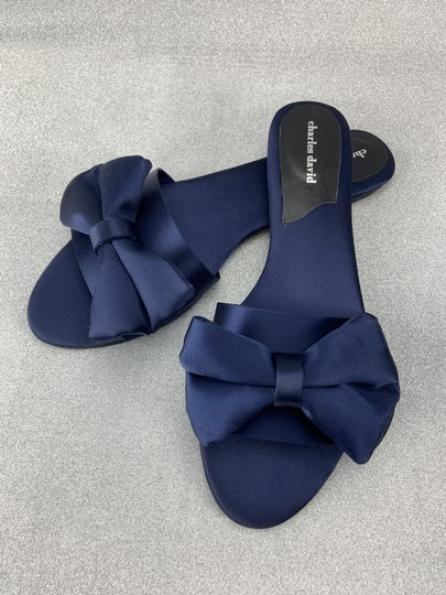Charles by Charles David Slipper Bow Sandals Image 6