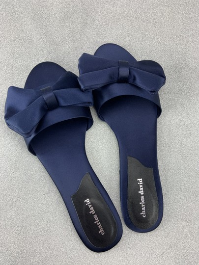 Charles by Charles David Slipper Bow Sandals Image 8