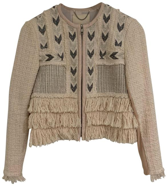 Preload https://img-static.tradesy.com/item/25267749/rebecca-taylor-blush-tweed-jacket-size-2-xs-0-1-650-650.jpg