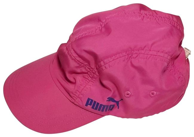 Item - Pink Baseball Cap Tennis Adjustable Os Hat