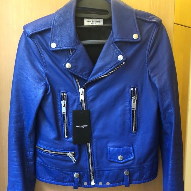 SAINT LAURENT Motorcycle Jacket Image 3