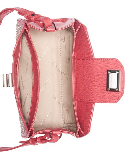 Calvin Klein Leather New With Tag Cross Body Bag Image 4