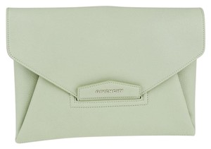 Givenchy Light Green Clutch