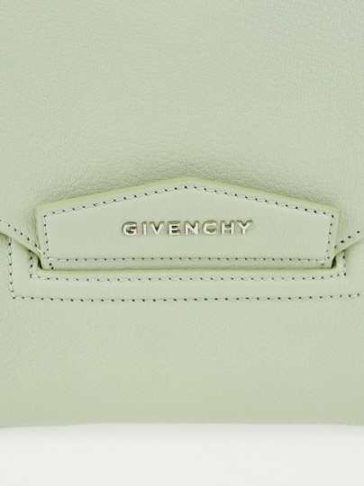 Givenchy Light Green Clutch Image 4