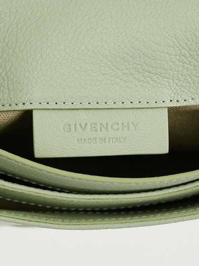 Givenchy Light Green Clutch Image 5