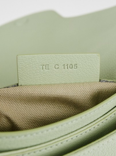 Givenchy Light Green Clutch Image 6