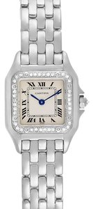 Cartier Cartier Panthere 18k White Gold Diamond Ladies Watch WF3091F3