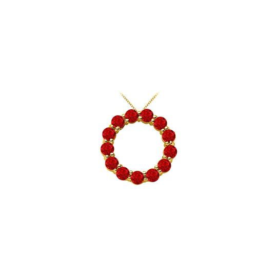 Preload https://img-static.tradesy.com/item/25268954/red-circle-with-created-ruby-birthstone-for-july-in-14k-yello-necklace-0-0-540-540.jpg