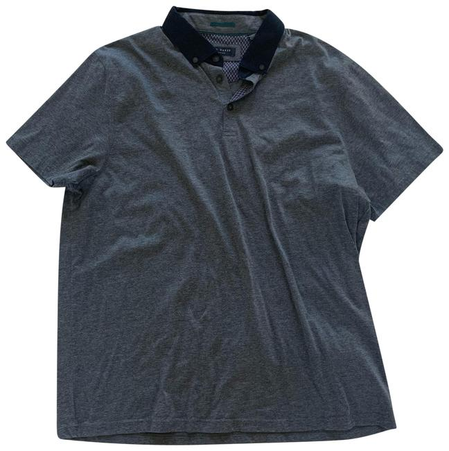 Preload https://img-static.tradesy.com/item/25269251/ted-baker-heather-gray-men-s-like-new-polo-button-down-top-size-6-s-0-1-650-650.jpg