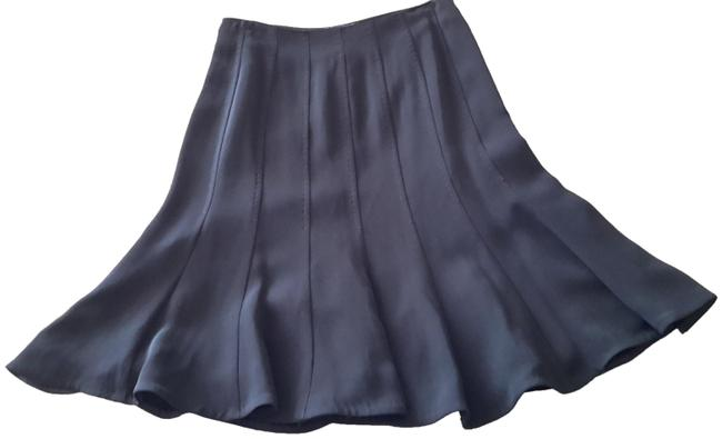 Item - Black Pleated Skirt Size 4 (S, 27)