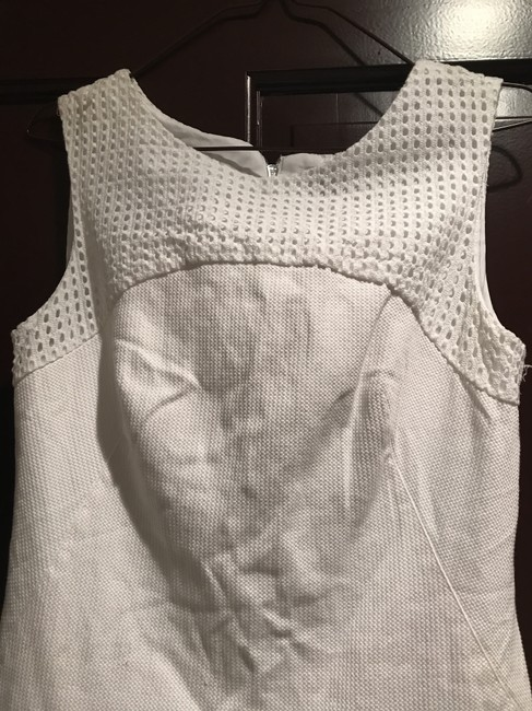 Ann Taylor short dress White Summer Tennis on Tradesy Image 1