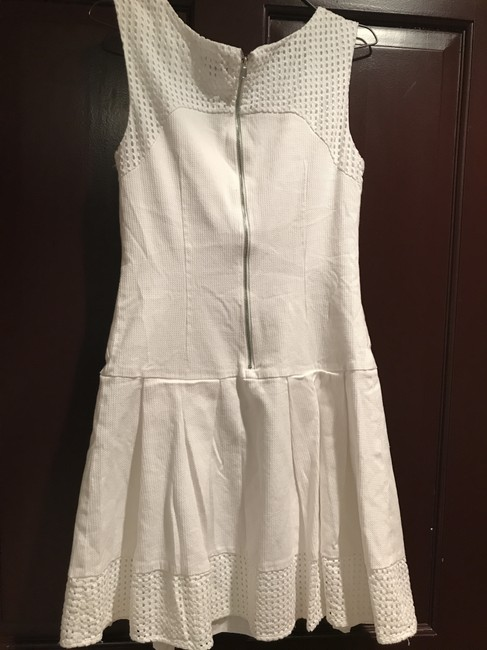 Ann Taylor short dress White Summer Tennis on Tradesy Image 4