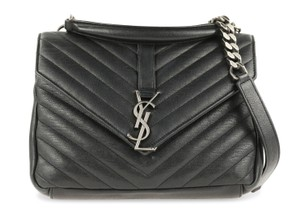9425c76518b Saint Laurent College Matelasse Medium Cross Body Bag - closet img