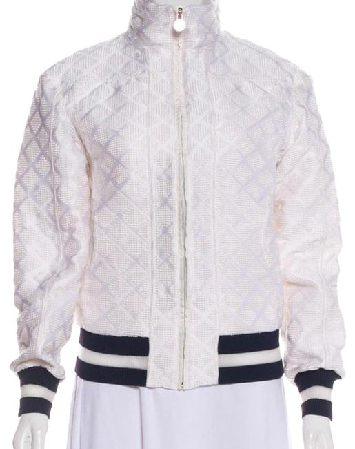 Item - White Pre-spring 2018 Collection Jacket Size 4 (S)