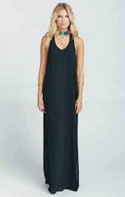 black Maxi Dress by Show Me Your Mumu Image 1