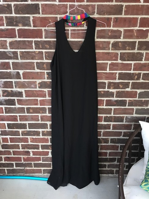 black Maxi Dress by Show Me Your Mumu Image 8