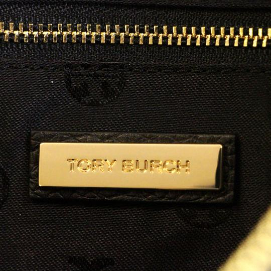 Tory Burch Taylor Slouchy Satchel in Black Image 9