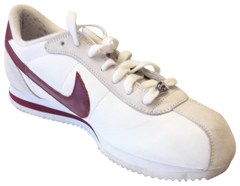 outlet store 85e8c be88b Nike White   purple Athletic Image 0 ...
