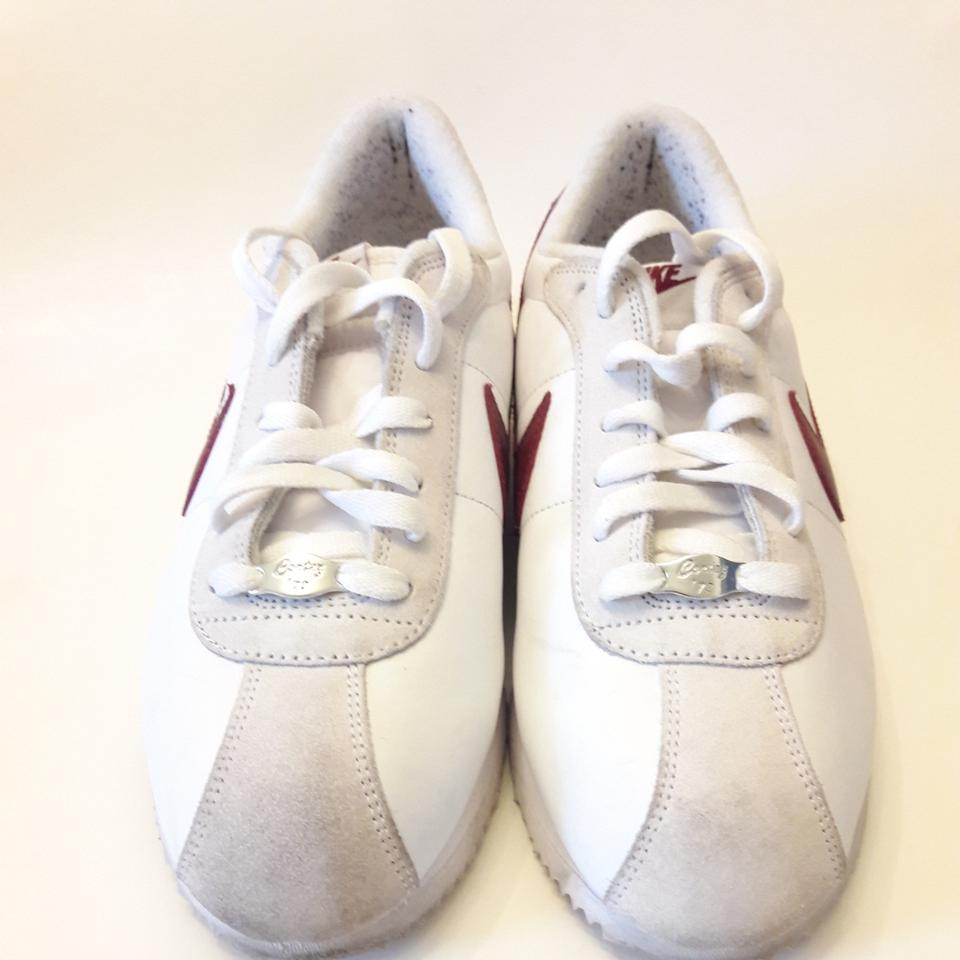finest selection 4b79d c0c78 Nike White   Purple Classic Cortez Leather   72 Running Sneakers ...