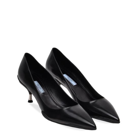 Prada Heel Pumps Black Athletic Image 1