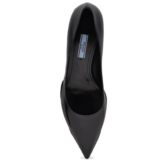 Prada Heel Pumps Black Athletic Image 2