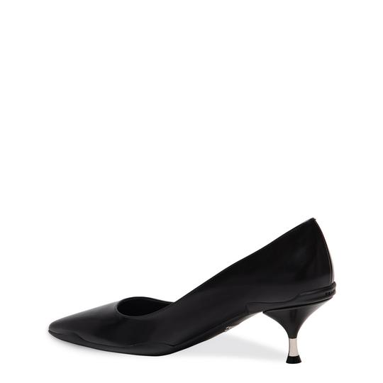 Prada Heel Pumps Black Athletic Image 3