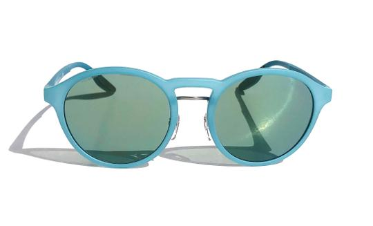 Prada New Rounded Mirrored Lens SPS 01S VHF3C0 Free 3 Day Shipping Image 7