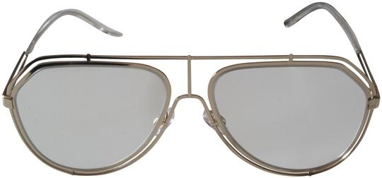 Preload https://img-static.tradesy.com/item/25270848/dolce-and-gabbana-gold-new-dg2176-clear-aviator-sunglasses-0-1-540-540.jpg