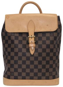 Louis Vuitton Soho Soho Limited Edition Shoulder Backpack