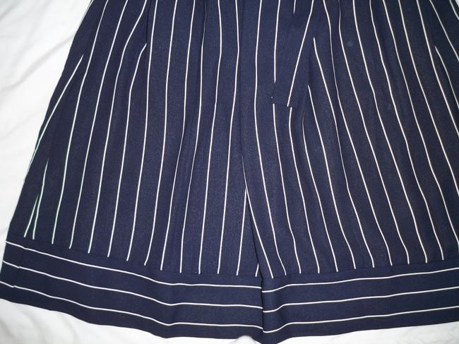 Banana Republic Striped Nautical High Waist Full Skirt Image 2