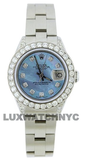 Preload https://img-static.tradesy.com/item/25270952/rolex-blue-mop-dial-19ct-ladies-26mm-datejust-stainless-with-box-and-appraisal-watch-0-0-540-540.jpg