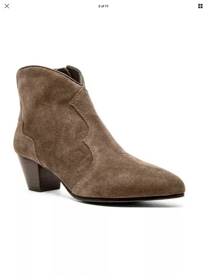 Ash chestnut brown Boots Image 1