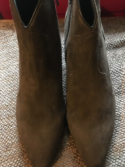 Ash chestnut brown Boots Image 5