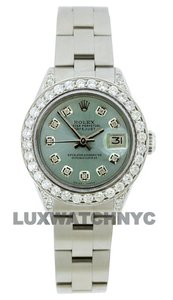 Rolex 1.9CT 26MM DATEJUST STAINLESS STEEL WITH BOX & APPRAISAL
