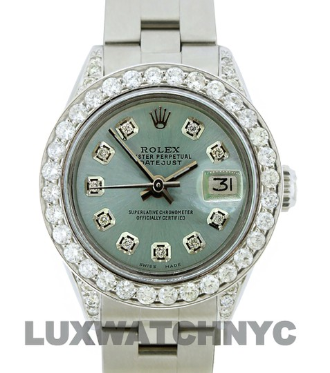 Rolex 1.9CT 26MM DATEJUST STAINLESS STEEL WITH BOX & APPRAISAL Image 1