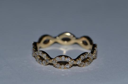 Other 14k Gold Diamond Ring Image 1