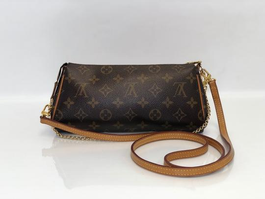 Louis Vuitton Eva Eva Monogram Shoulder Cross Body Bag Image 5