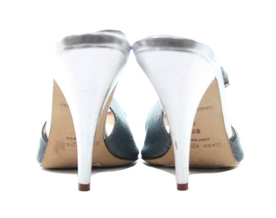 Kate Spade Metallic Sandals Image 2