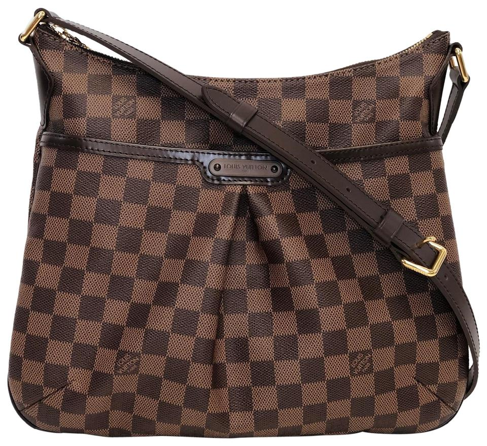 be4cdf864618 Louis Vuitton Lv Bloomsbury Bloomsbury Pm Damier Canvas Shoulder Cross Body  Bag Image 0 ...
