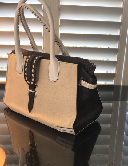 TOUS Tote in natural/brown/white Image 1