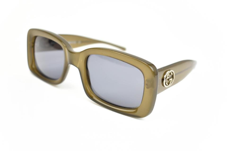 506026b66f103 Gucci Olive Brown