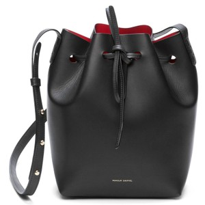 Mansur Gavriel Bucket Mini Bucket Flamma Flamma Cross Body Bag