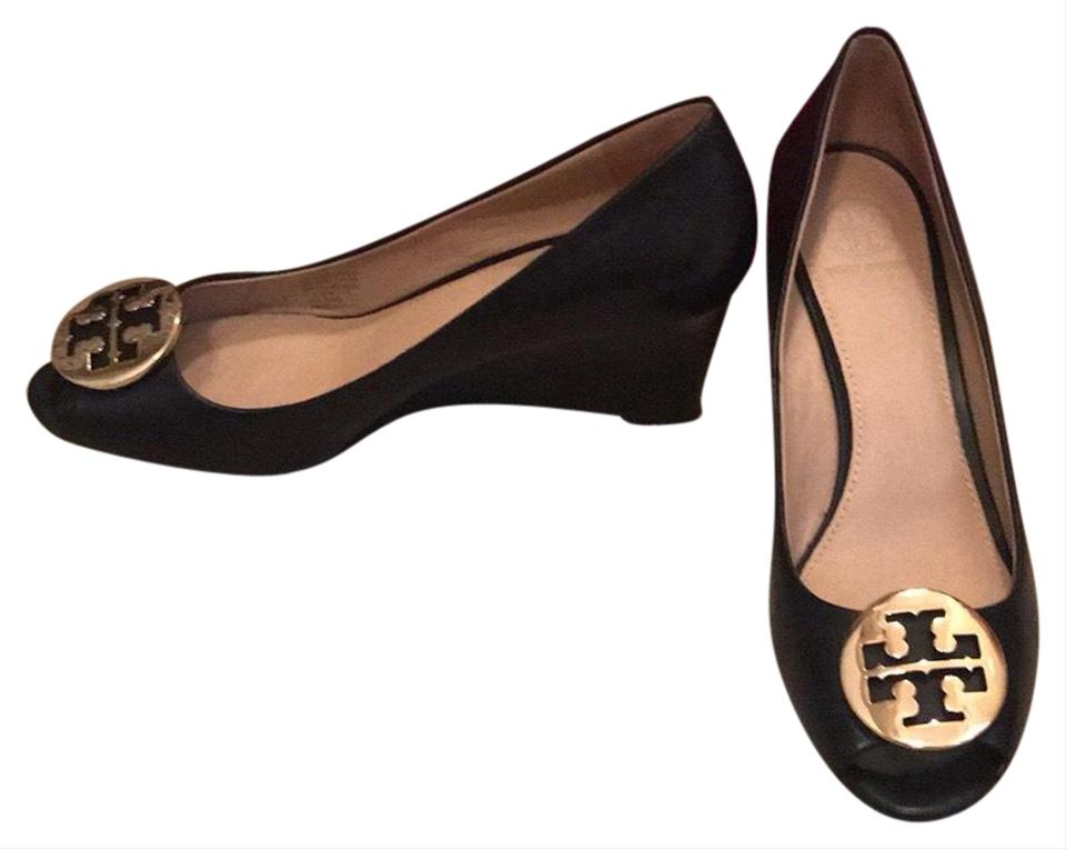 19c266d652d3 Tory Burch Wedges on Sale - Up to 70% off at Tradesy