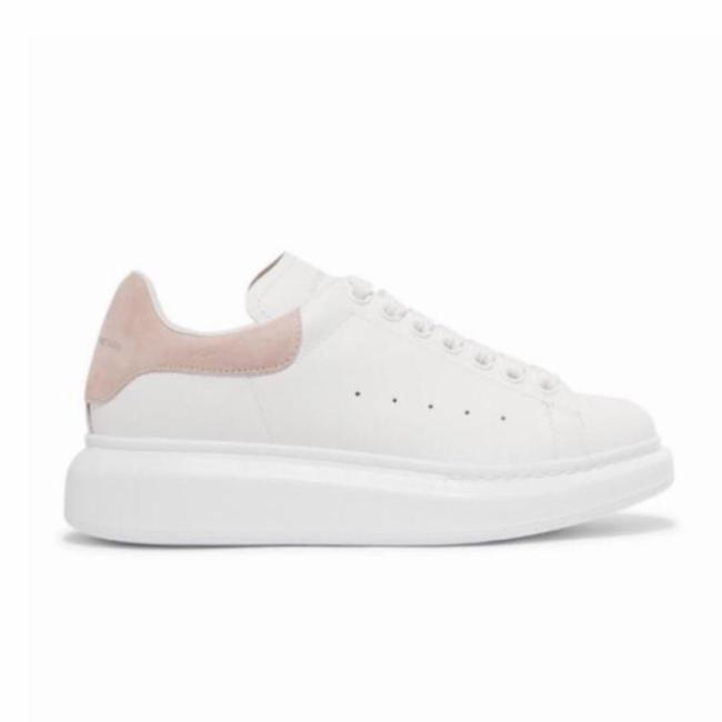 Item - Oversized Leather Sneakers Size EU 38 (Approx. US 8) Regular (M, B)