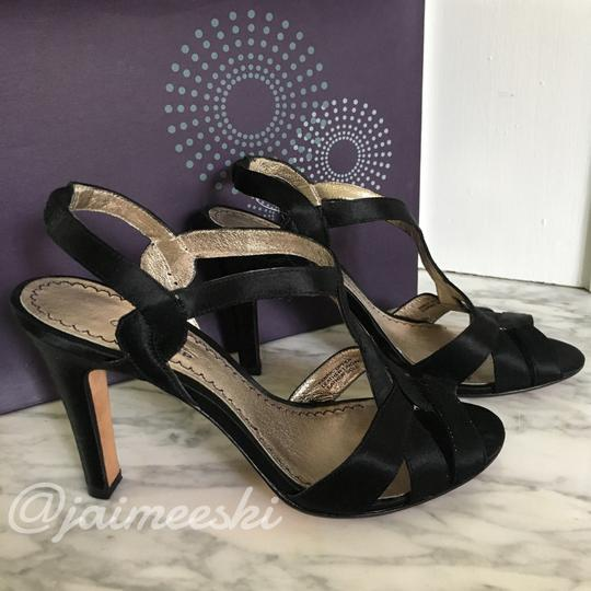 Nordstrom Black Sandals Image 1