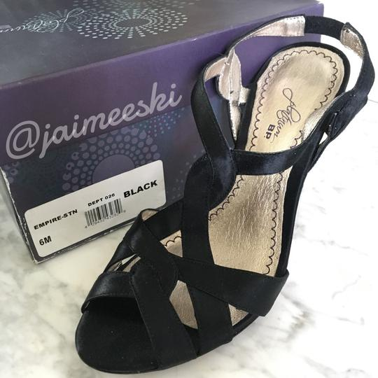Nordstrom Black Sandals Image 5