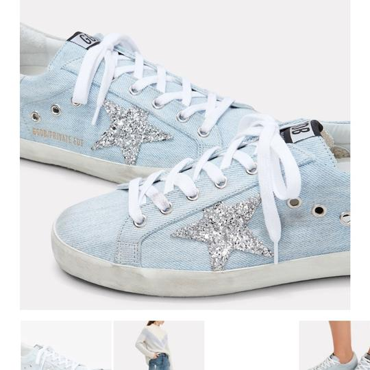 Golden Goose Deluxe Brand blue Athletic Image 1