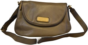 Marc by Marc Jacobs Standard Supply Work Wear Leather Cross Body Bag
