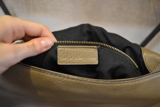 Marc by Marc Jacobs Standard Supply Work Wear Leather Cross Body Bag Image 10